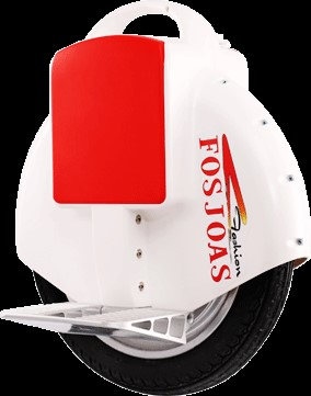 The Fosjoas V6 as a self-balancing electric unicycle is great fun to ride. Small in size and long in travel range, the Fosjoas V6 can be your ideal hands-free transporter.