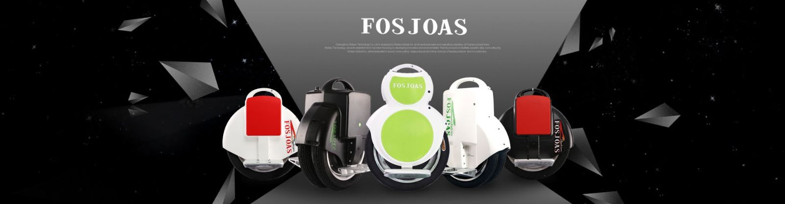 Fosjoas V3 electric self-balancing scooters