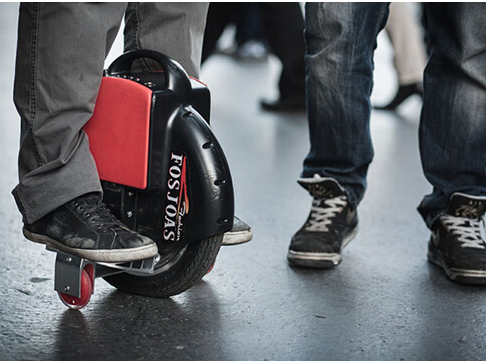 FOSJOAS Electric Unicycle