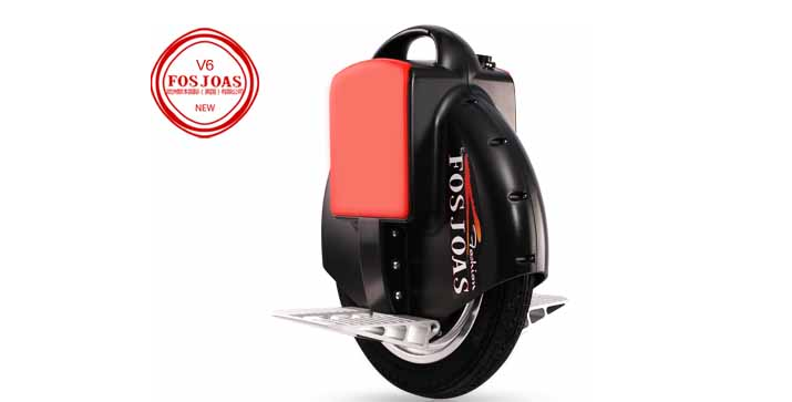FOSJOAS offers electric unicycle V6