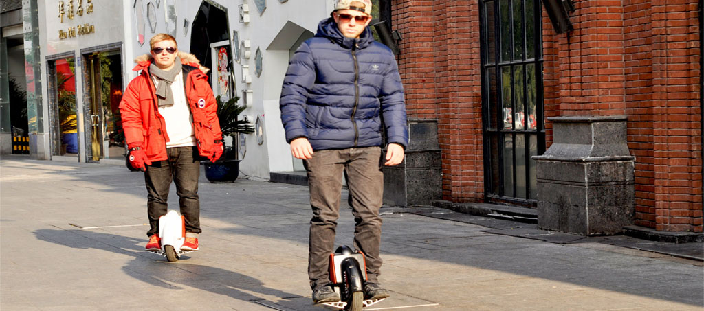 FOSJOAS intelligent self-balancing scooters