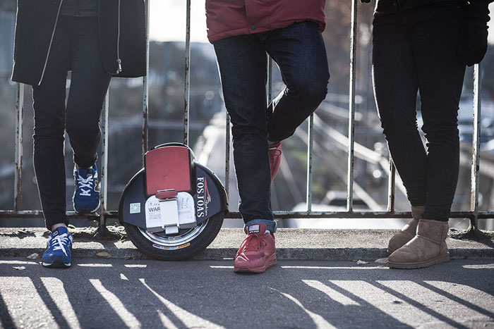 V6 one-wheel electric unicycle