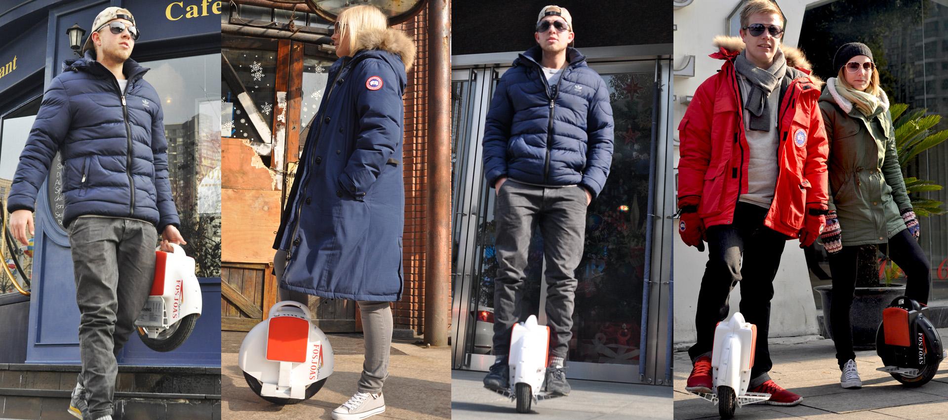 FOSJOAS Scooters Leads a Hi-tech Future
