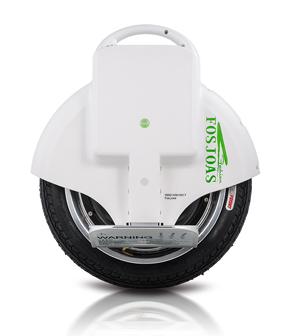 fosjoas V8 dos ruedas eléctrico monociclo