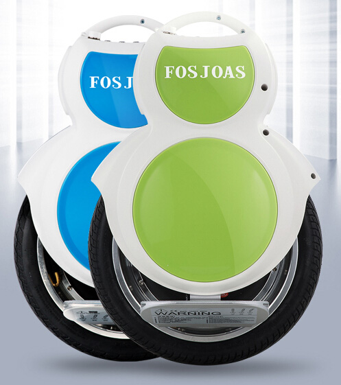 Fosjoas v5 twin-wheel self-balance electric unicycle