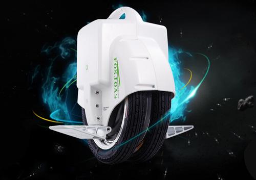 Fosjoas V8 self-balancing electric unicycle