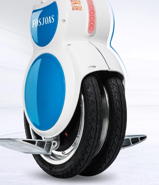 Fosjoas V5 dos ruedas eléctrico monociclo