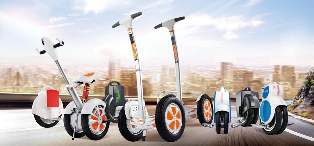Self balancing scooter tips