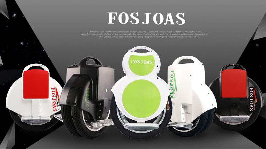 Fosjoas dos ruedas eléctrico monociclo enlínea
