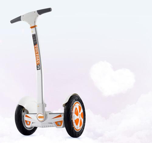 fosjoas V9 dos ruedas eléctrico monociclo