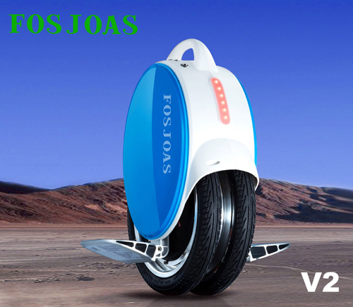 V2 self-balancing electric unicycle