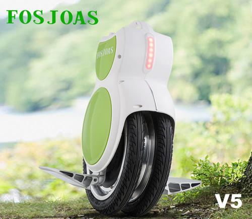 V5 dos ruedas eléctrico monociclo