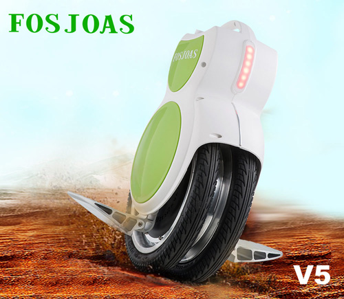 V5 top electric unicycle