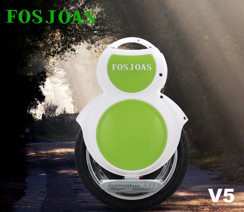 fosjoas top electric unicycle