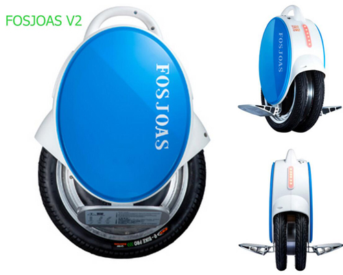 Fosjoas two wheel balancing electric scooters