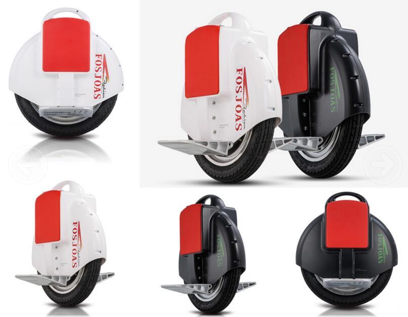 una rueda scooter eléctrico