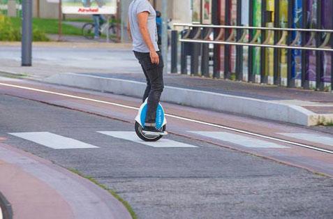 V2 auto equilibrio scooter eléctrico