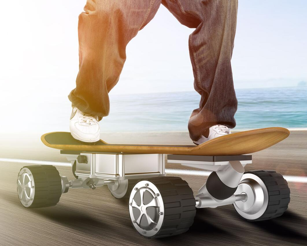 K1 motorized skateboard