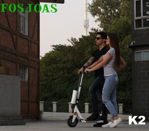 k2 eco-friendly electric scooter