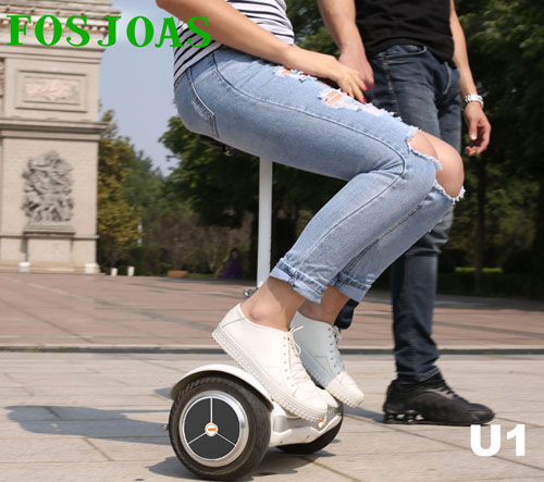 U1 self-balancing unicycle