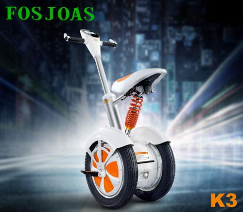 dos ruedas eléctrico monociclo K3