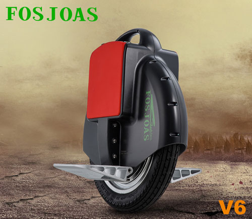 one-wheel electric unicycle - V6