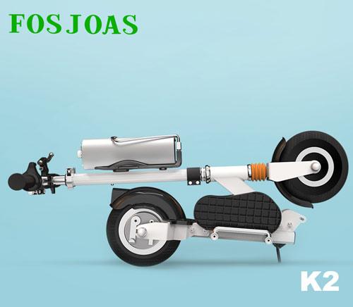 K2 personal auto equilibrio eléctrico scooter