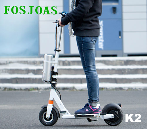 intelligent self-balancing scooters