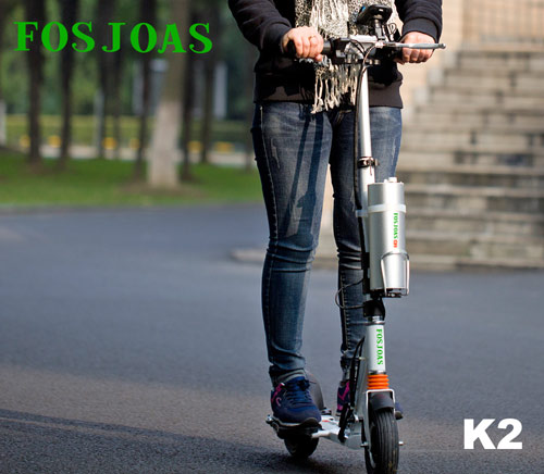 K2 self-balancing electric unicycle