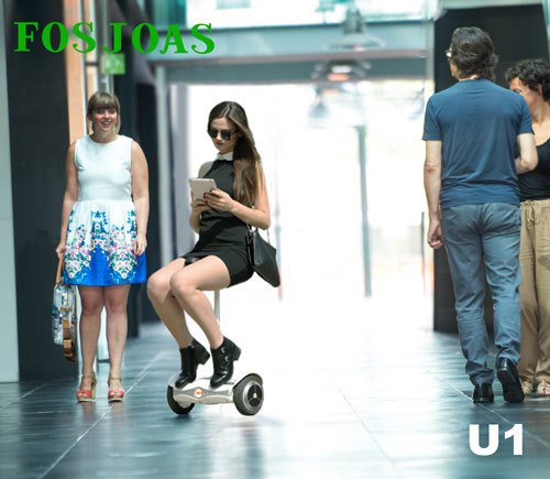 electric two wheeled scooter - u1