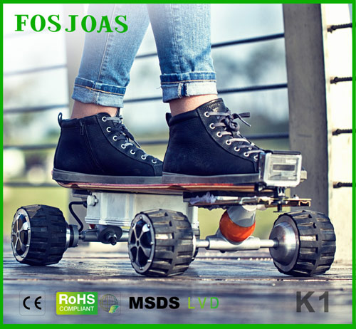 best cheap electric skateboard-K1