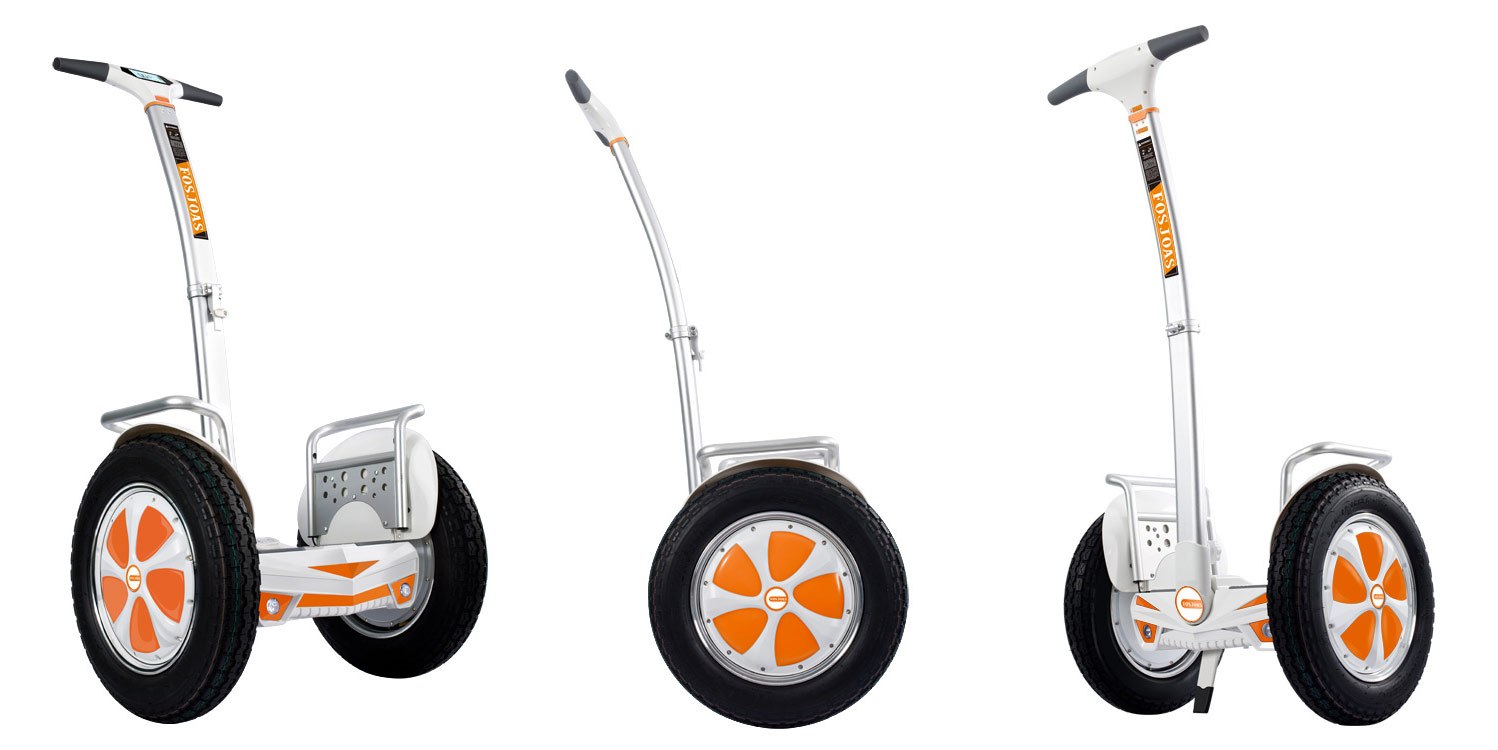 Fosjoas best two-wheeled intelligent scooter U3