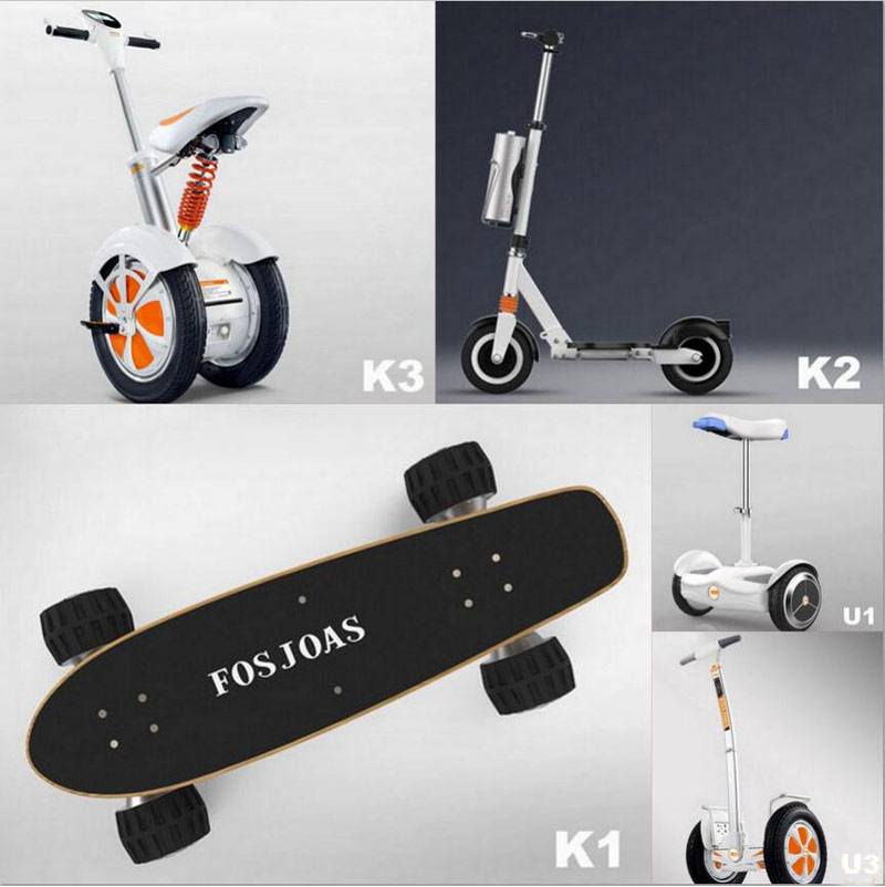 What Is The Ingenious Birthday Gift FOSJOAS Electric Self Balancing Scooters Tell You
