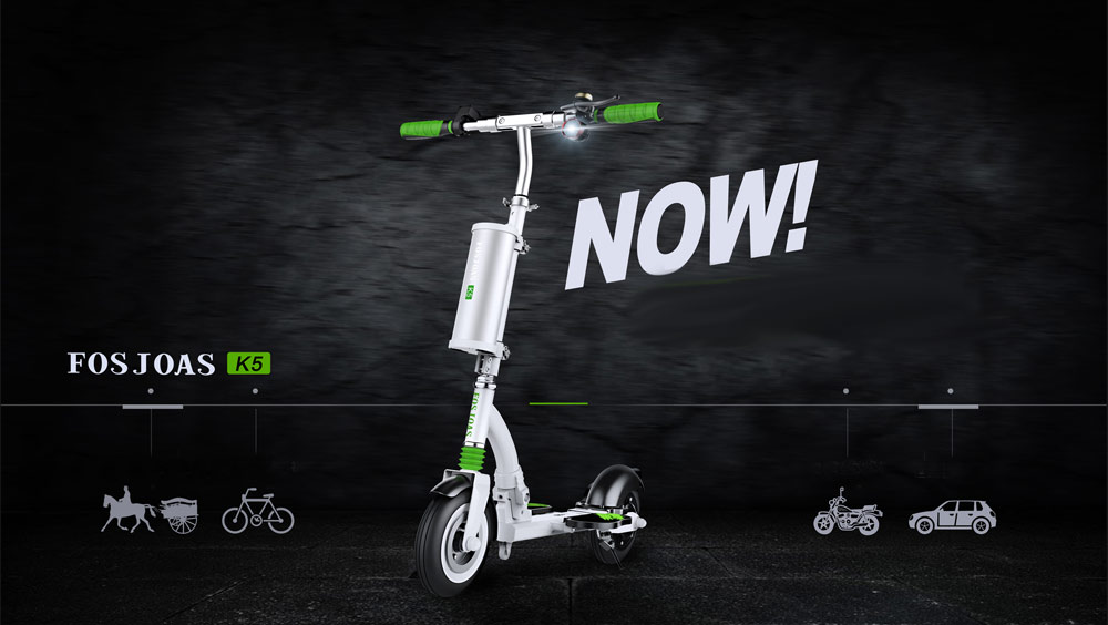 fast K5 electric scooter for adults