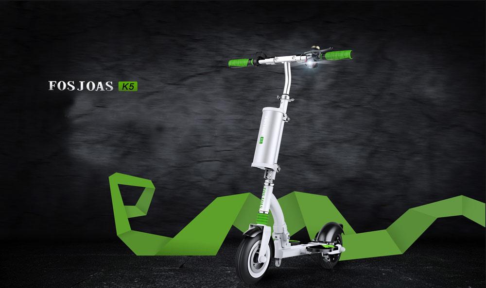 k5 dos ruedas eléctrico monociclo enlínea