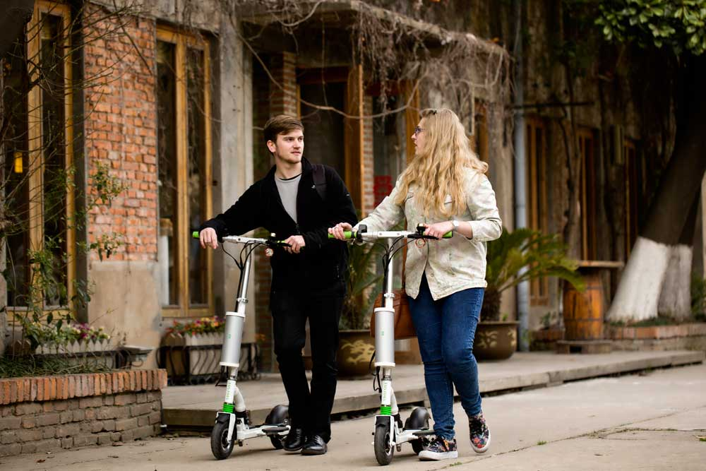 buy two wheeled unicycle electric scooter