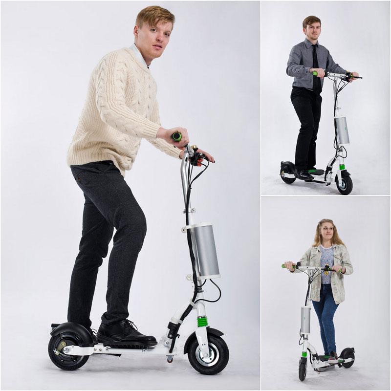 K5 auto equilibrio monociclo eléctrico
