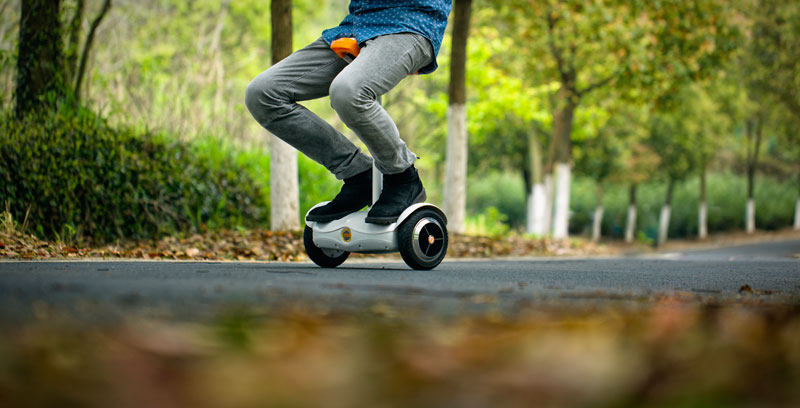 electric unicycle self balancing scooter