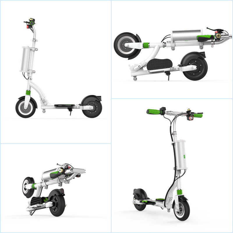 K5 folding electric scooters for adults