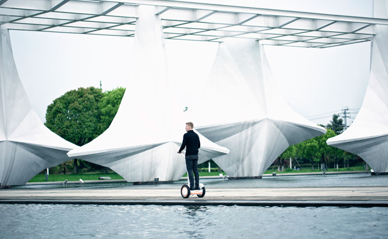 V9 intelligent self-balancing scooters