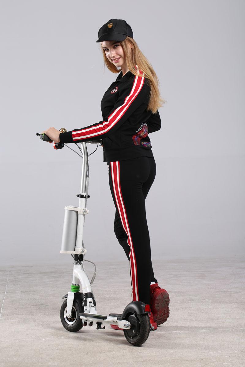 auto equilibrio eléctrico scooter
