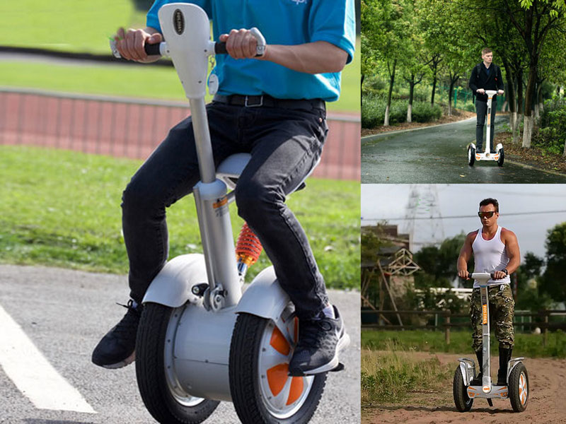 how to drive electric unicycle