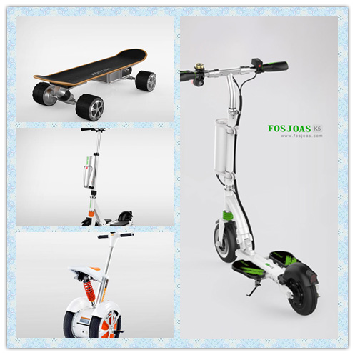 Fosjoas fast electric scooter