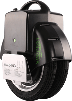fosjoas V8 self-balancing electric unicycle