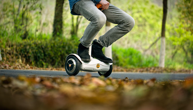 Fosjoas U1 two wheel electric walkcar