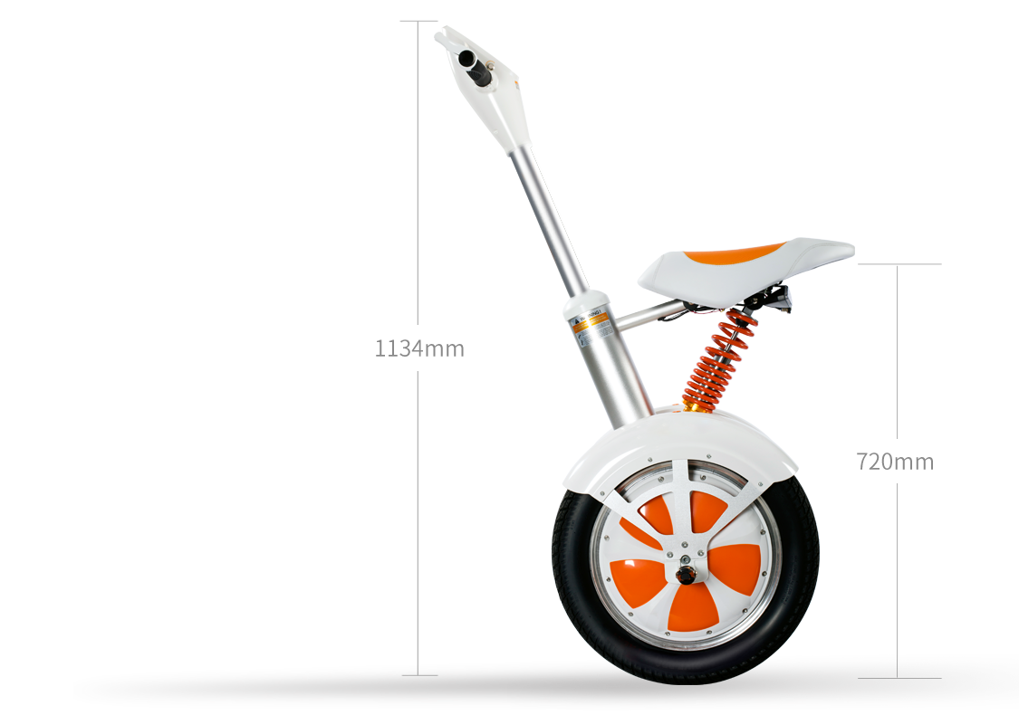 fosjoas K3 two-wheel electric unicycle