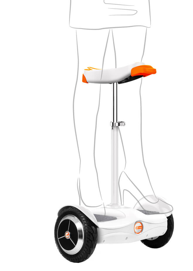 Fosjoas U1 sitting posture self-balancing scooter