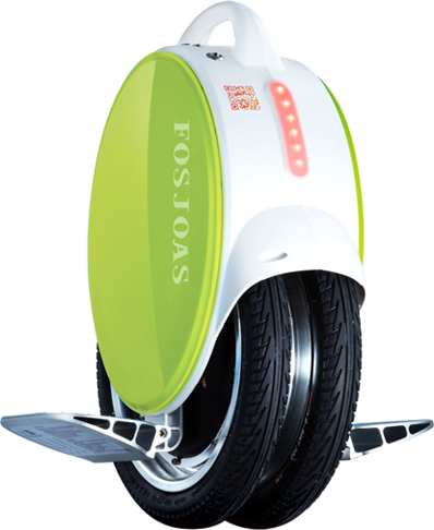 Fosjoas V2 electric unicycle 2 wheel