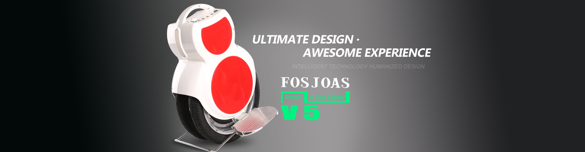 fosjoas V5 electric unicycle