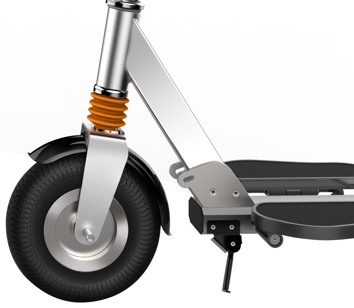 Fosjoas K2 electric scooter function
